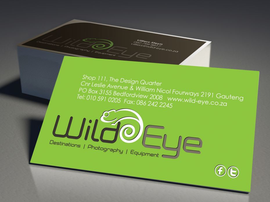 Corporate identity indicate brand managers wildeye logo and stationery reheart Choice Image